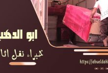 صورة شركات نقل اثاث فى القاهرة الجديدة