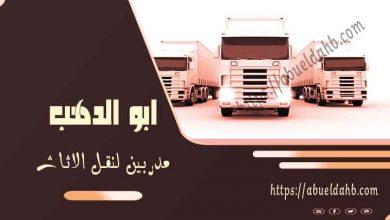 صورة شركات نقل اثاث بالسويس